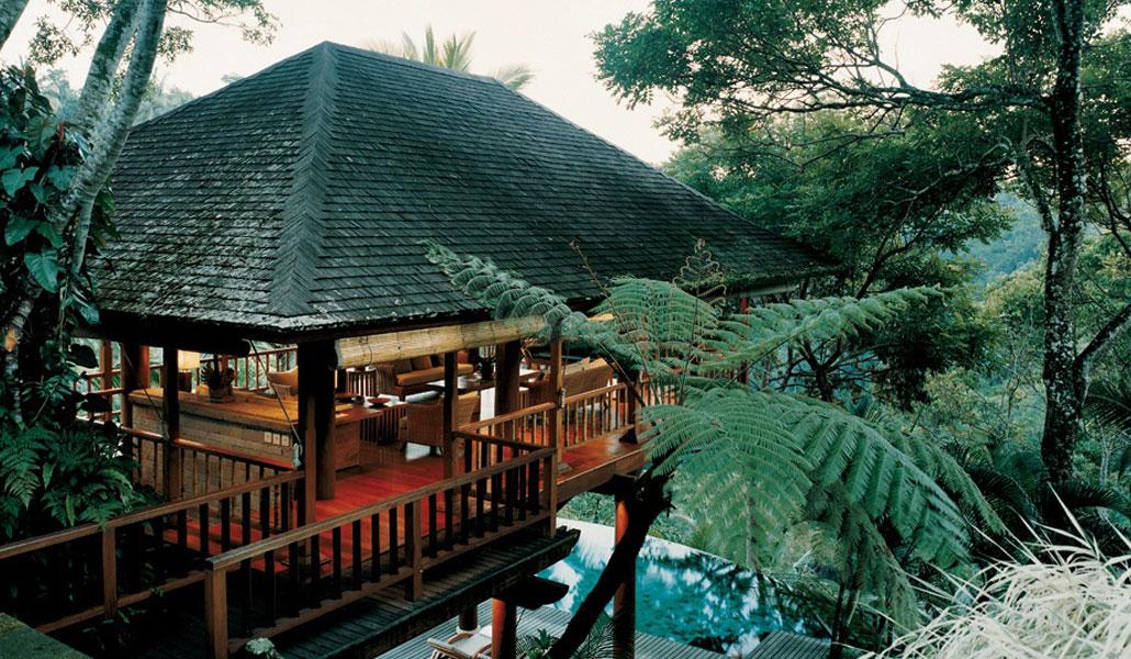 Ecohoteles en plena naturaleza