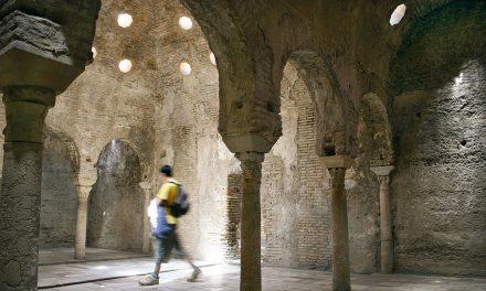 El Bañuelo, arquitectura balnearia de Al-Ándalus