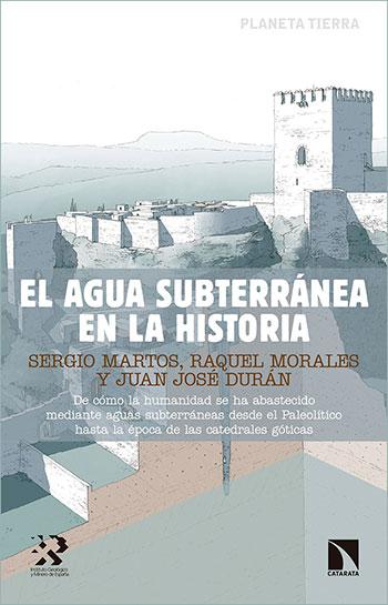 Libro El agua subterránea en la historia