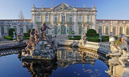 Ruta romántica por los palacios y castillos de Sintra