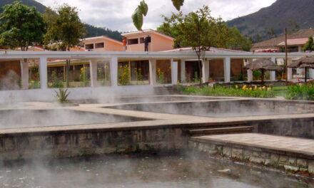 Los baños del Inca de Cajamarca
