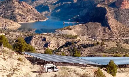 Un sistema de riego basado en energía solar
