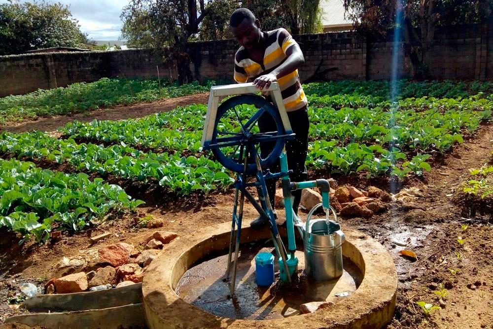 Centro SMART de Jacana en Zambia